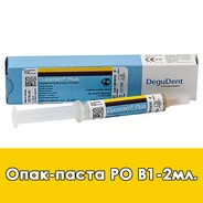 Duceram Plus Paste Opaque / Опак-паста (PO) B1 - 2 мл.